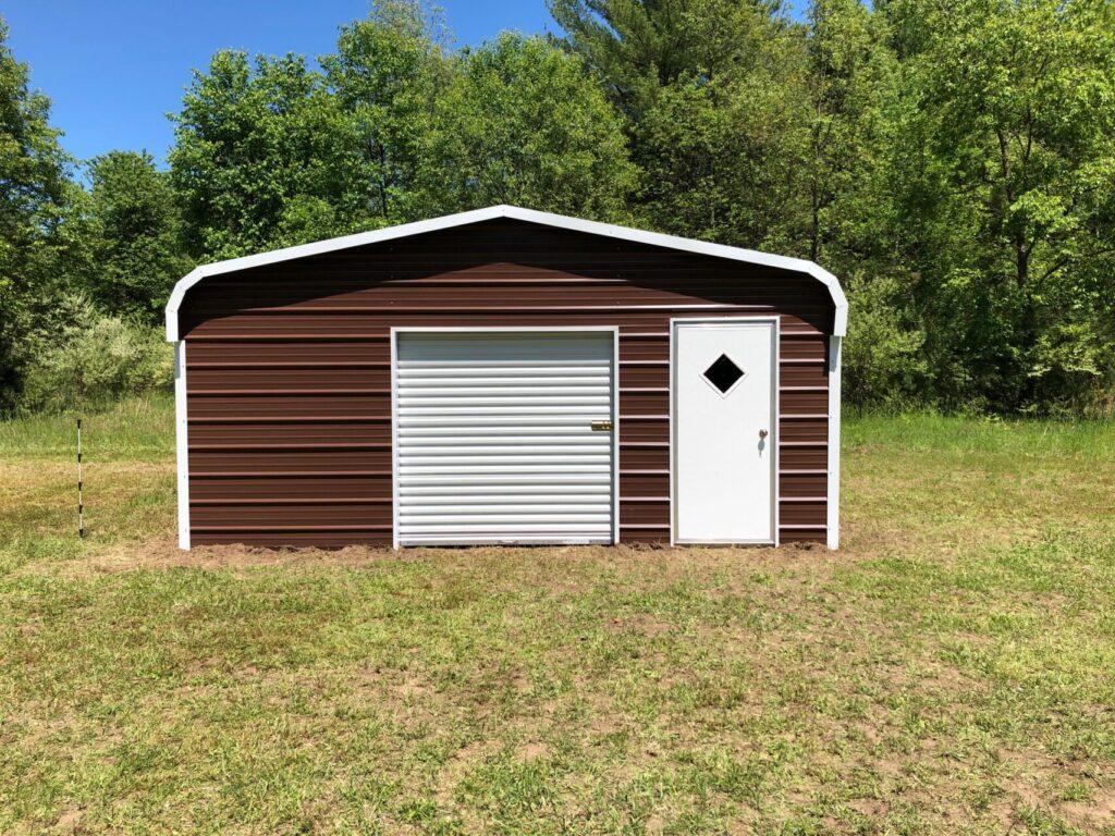 18x20x6 Standard Garage in Kankakee, IL