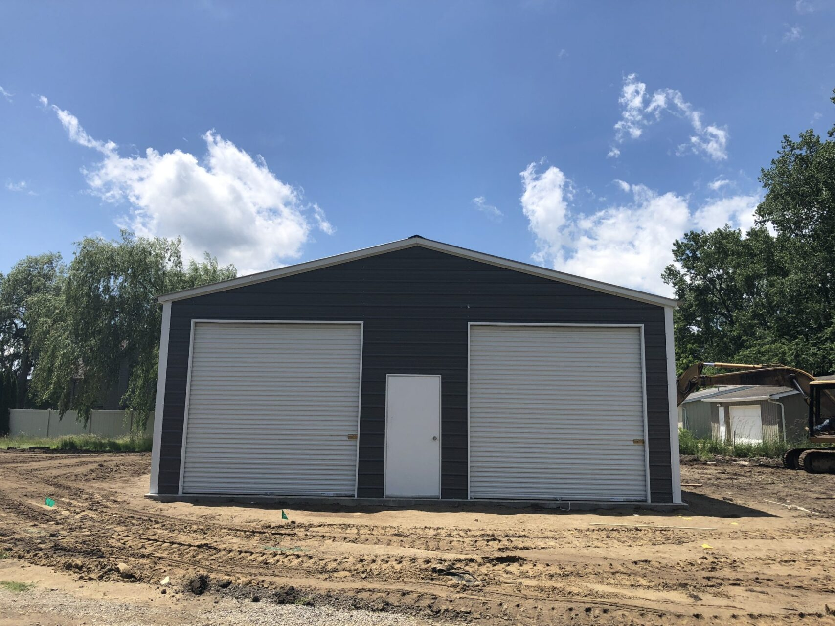 Recent Projects | Midwest Steel Carports