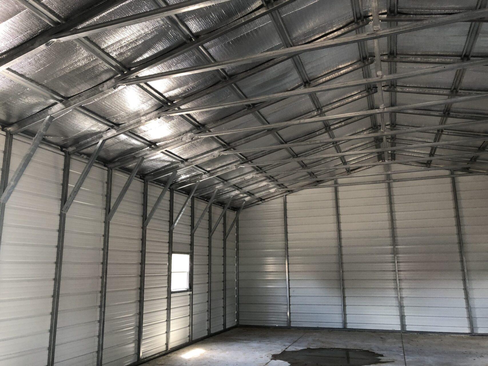 30x40 Metal Garage