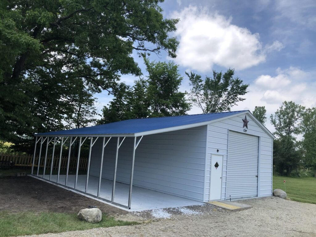 12x30x12-6 Lean-to in Imlay City, MI