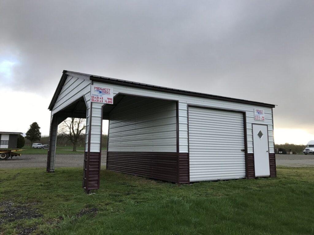 Utility Carport in Kent City