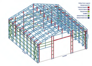 Plans for Metal Buildings