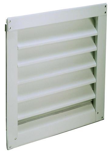How to minimize steel building condensation-Aluminum Gable Vent