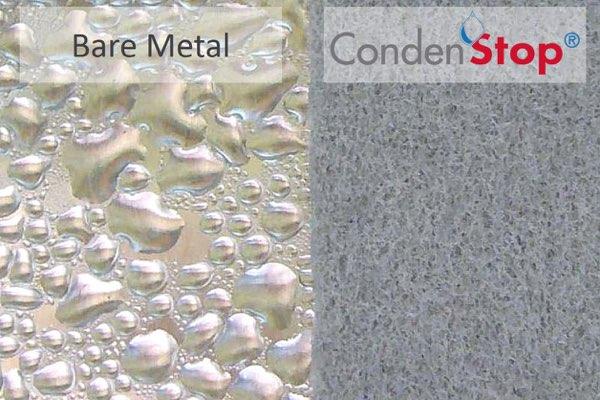 How to minimize steel building condensation-CondenStop Condensation Solution