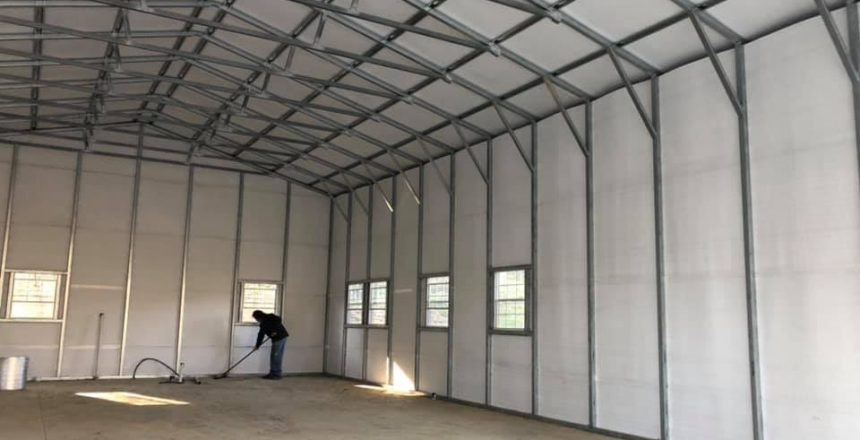 Best 3 Recommended Insulation Options For Your Steel Building